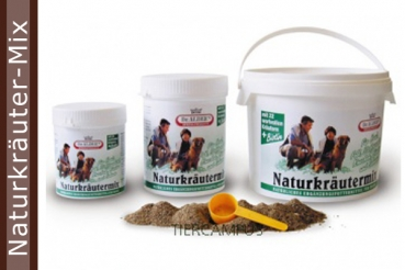 Naturkräutermix plus Biotin - in Pulverform 2kg